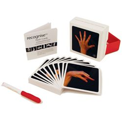 Recognise Flash Cards - Hands